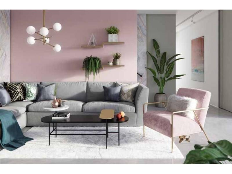 Saiba como incluir o Rosé na sua decoração:
