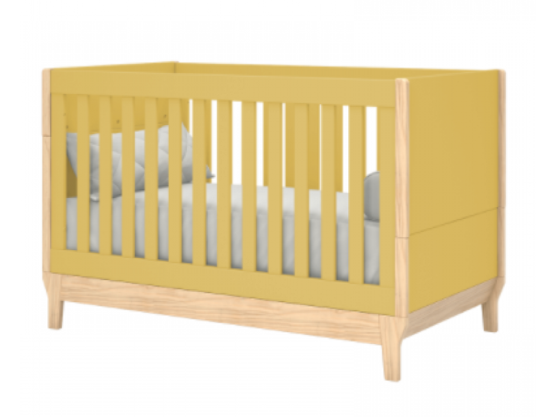 Como escolher o berço perfeito para o seu bebê