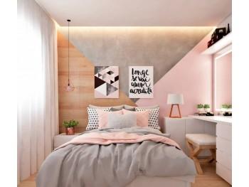 Decore o seu quarto sem gastar muito!