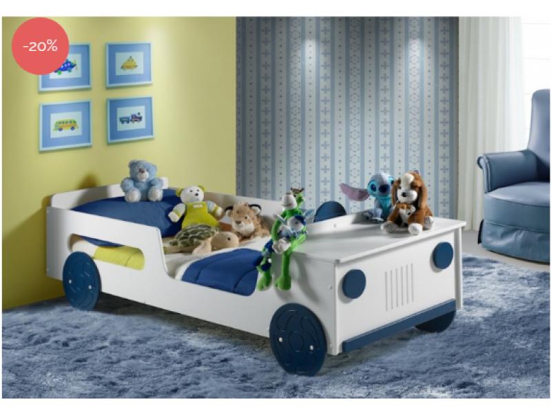 Como decorar o quarto do seu filho com móveis de madeira