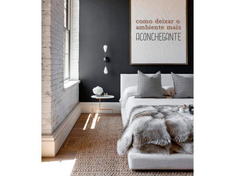 Dicas de decoração com móveis de madeira e tons de cinza