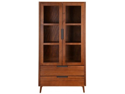 Vitrine Amendoado 1.890 X 450 X 950 mm / Scandian /