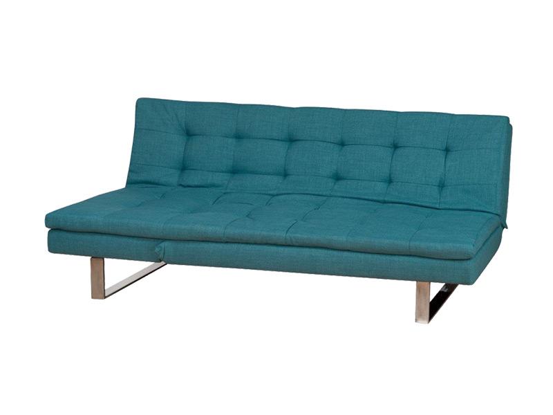 Sof click clack miami azul for Sofa cama de click clack