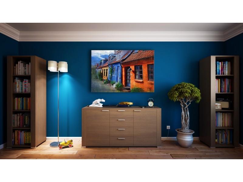 Móveis e decorações - Você sabe o que a cor azul representa?