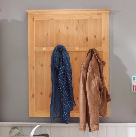 Cabideiro de parede de madeira | England